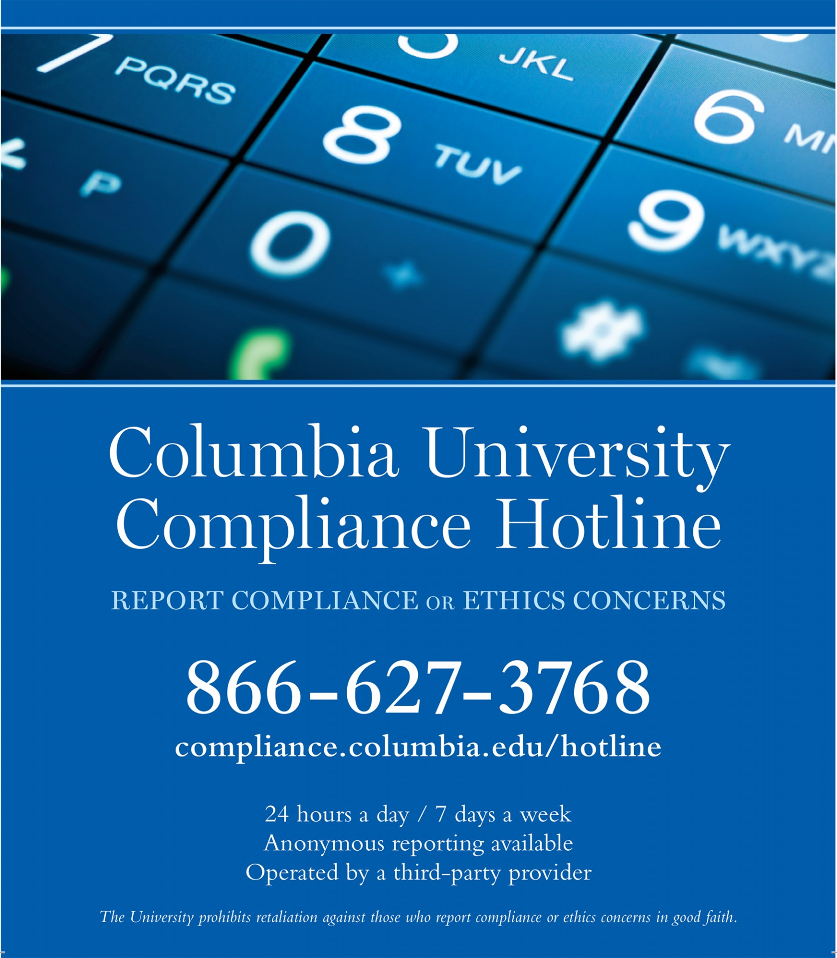 image of compliance flyer